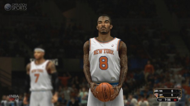 NBA 2K13 Screenshot #198 for Xbox 360