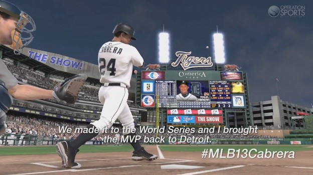 MLB 13 The Show Screenshot #32 for PS3