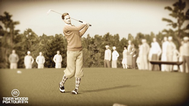 Tiger Woods PGA TOUR 14 Screenshot #11 for Xbox 360