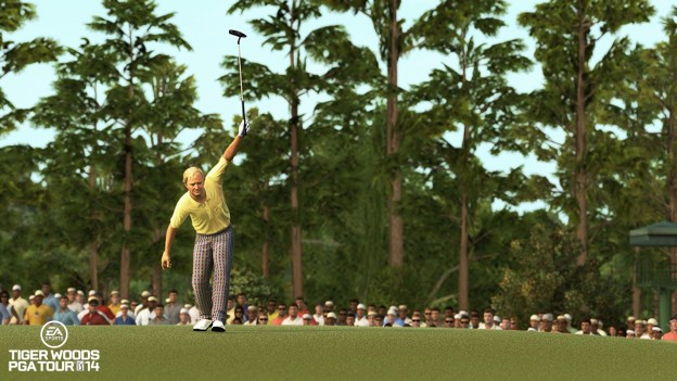 Tiger Woods PGA TOUR 14 Screenshot #12 for Xbox 360