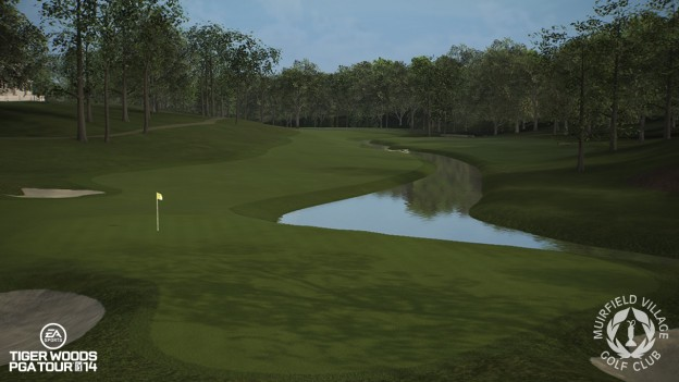 Tiger Woods PGA TOUR 14 Screenshot #14 for Xbox 360