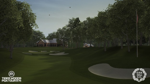 Tiger Woods PGA TOUR 14 Screenshot #15 for Xbox 360