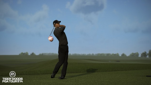 Tiger Woods PGA TOUR 14 Screenshot #16 for Xbox 360