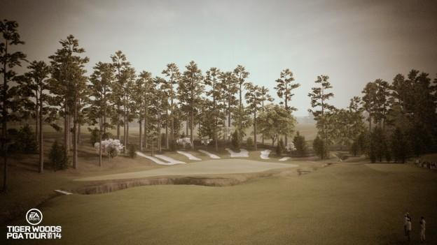 Tiger Woods PGA TOUR 14 Screenshot #22 for Xbox 360