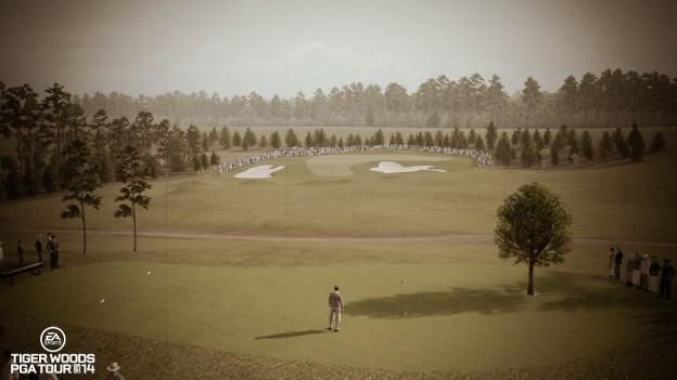 Tiger Woods PGA TOUR 14 Screenshot #26 for Xbox 360