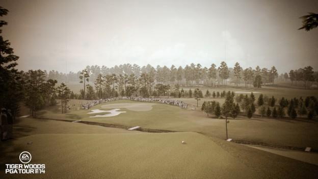 Tiger Woods PGA TOUR 14 Screenshot #27 for Xbox 360
