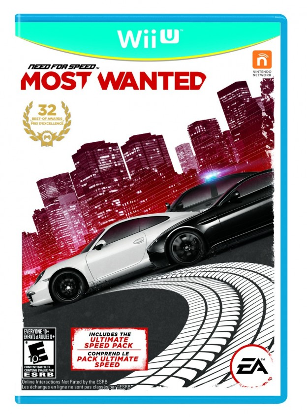 Need For Speed Most Wanted Screenshot #1 for Wii U