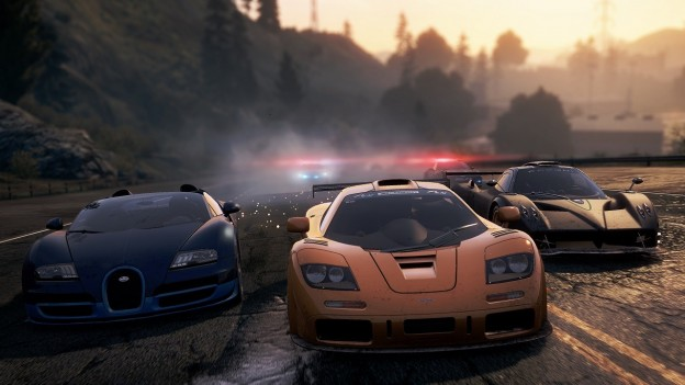 Need For Speed Most Wanted Screenshot #3 for Wii U