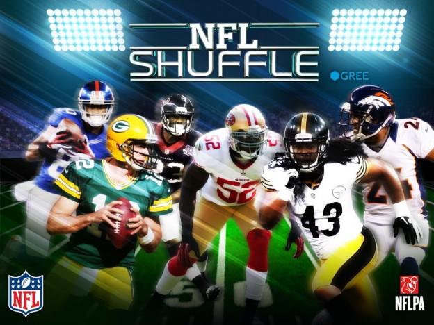 NFL Shuffle Screenshot #2 for iOS