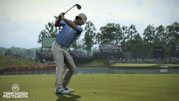 Tiger Woods PGA TOUR 14 Screenshot #8 for PS3