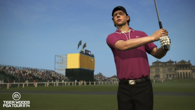 Tiger Woods PGA TOUR 14 Screenshot #12 for PS3