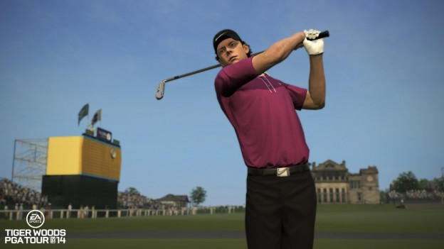 Tiger Woods PGA TOUR 14 Screenshot #31 for Xbox 360