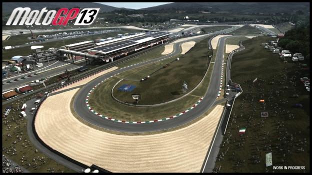 MotoGP 13 Screenshot #2 for Xbox 360