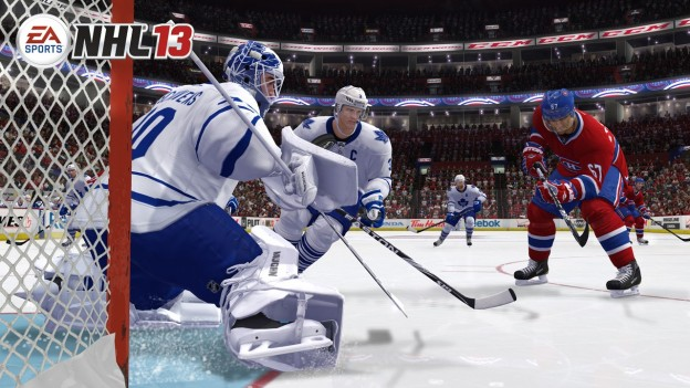 NHL 13 Screenshot #219 for Xbox 360