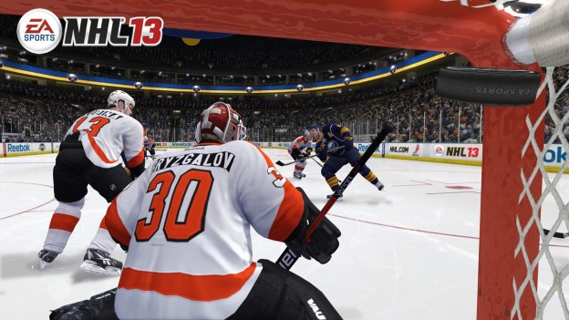 NHL 13 Screenshot #220 for Xbox 360