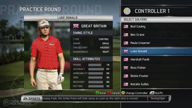 Tiger Woods PGA TOUR 14 Screenshot #50 for Xbox 360