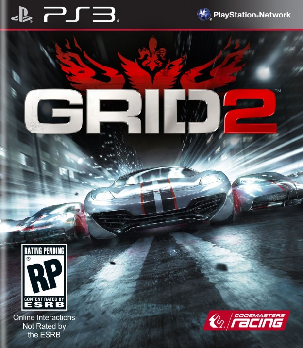 GRID 2 Screenshot #10 for Xbox 360
