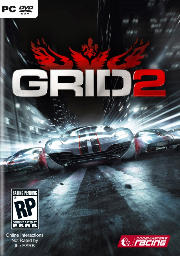 GRID 2 Screenshot #11 for Xbox 360