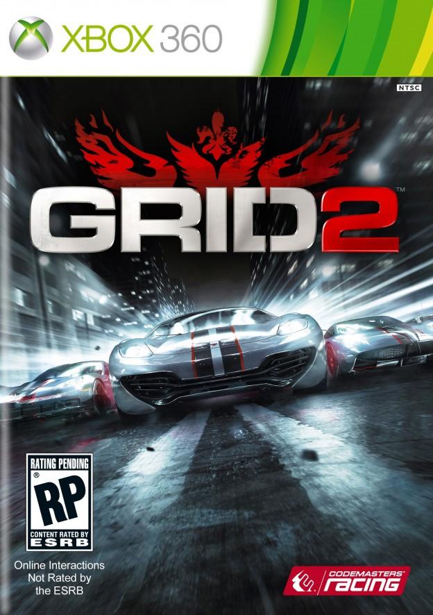 GRID 2 Screenshot #12 for Xbox 360
