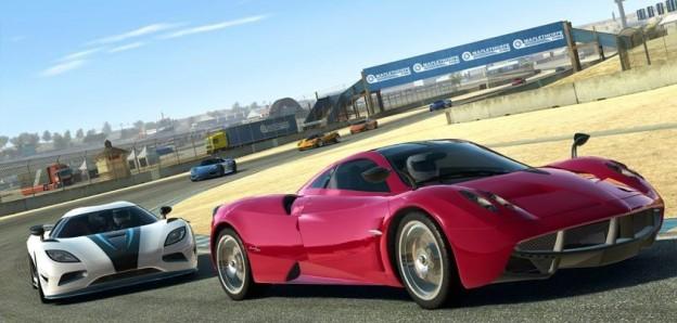 Real Racing 3 Screenshot #5 for iPhone
