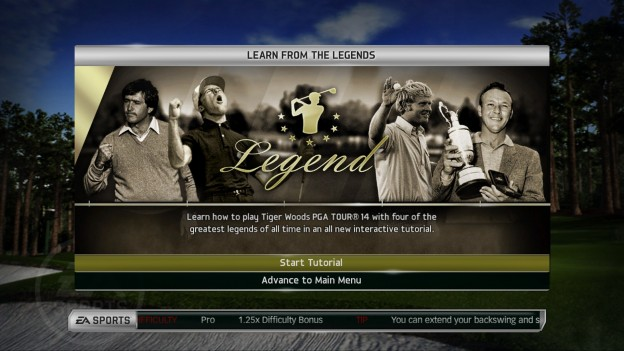 Tiger Woods PGA TOUR 14 Screenshot #75 for Xbox 360