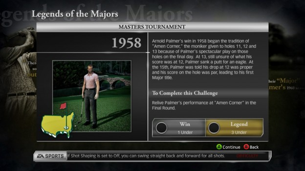 Tiger Woods PGA TOUR 14 Screenshot #84 for Xbox 360