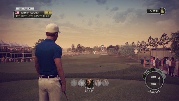 Tiger Woods PGA TOUR 14 Screenshot #85 for Xbox 360