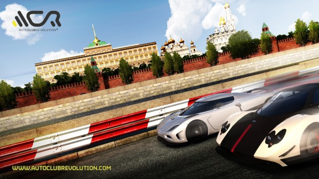 Auto Club Revolution Screenshot #13 for PC