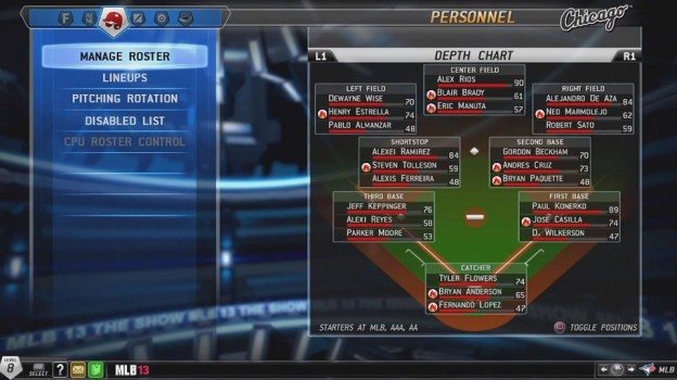 MLB 13 The Show Screenshot #158 for PS3