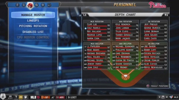 MLB 13 The Show Screenshot #166 for PS3