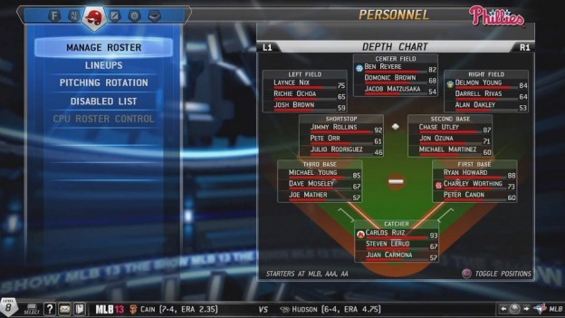 MLB 13 The Show Screenshot #167 for PS3