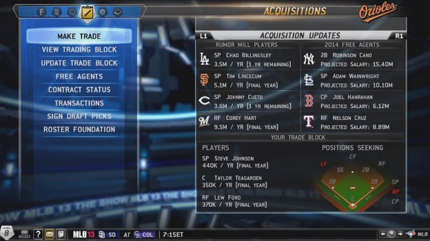 MLB 13 The Show Screenshot #170 for PS3
