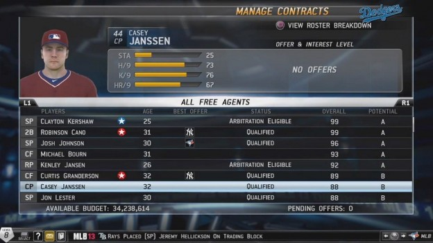 MLB 13 The Show Screenshot #173 for PS3
