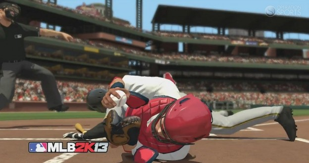 Major League Baseball 2K13 Screenshot #9 for Xbox 360