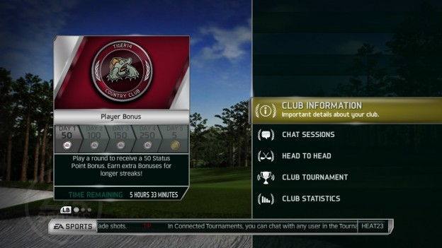 Tiger Woods PGA TOUR 14 Screenshot #111 for Xbox 360