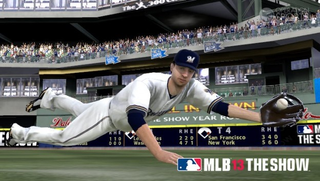 MLB 13 The Show Screenshot #4 for PS Vita