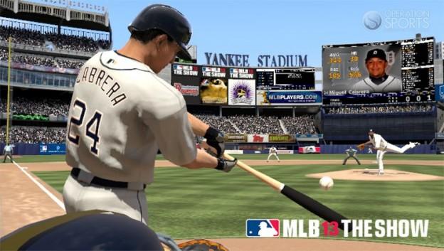 MLB 13 The Show Screenshot #5 for PS Vita