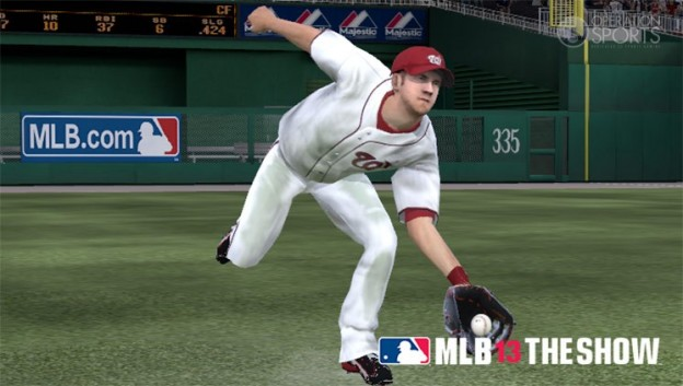 MLB 13 The Show Screenshot #7 for PS Vita
