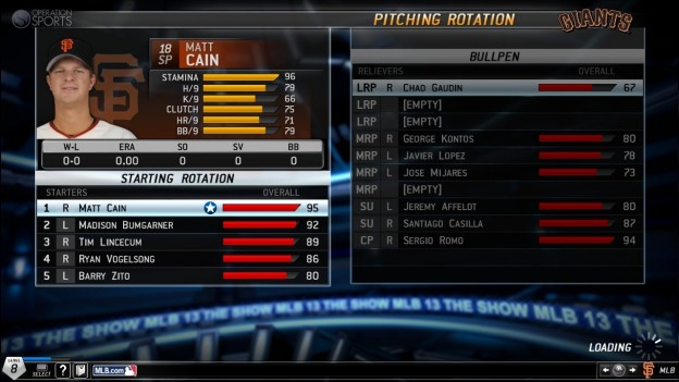 MLB 13 The Show Screenshot #257 for PS3