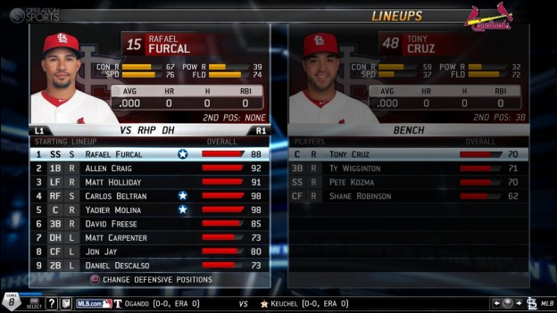 MLB 13 The Show Screenshot #268 for PS3