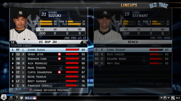 MLB 13 The Show Screenshot #312 for PS3