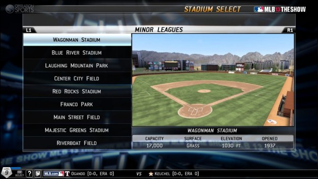 MLB 13 The Show Screenshot #326 for PS3