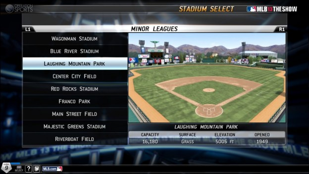 MLB 13 The Show Screenshot #328 for PS3