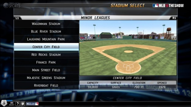 MLB 13 The Show Screenshot #329 for PS3