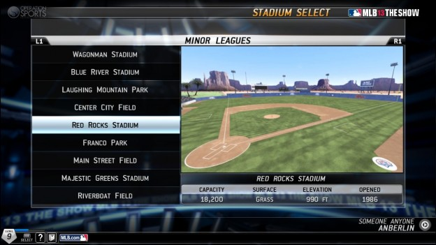 MLB 13 The Show Screenshot #330 for PS3