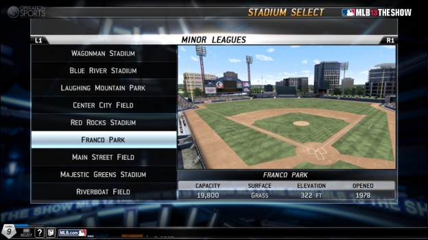 MLB 13 The Show Screenshot #331 for PS3