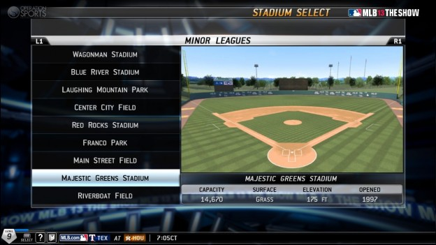 MLB 13 The Show Screenshot #333 for PS3