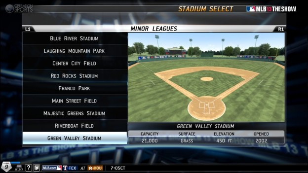 MLB 13 The Show Screenshot #335 for PS3