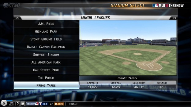 MLB 13 The Show Screenshot #344 for PS3