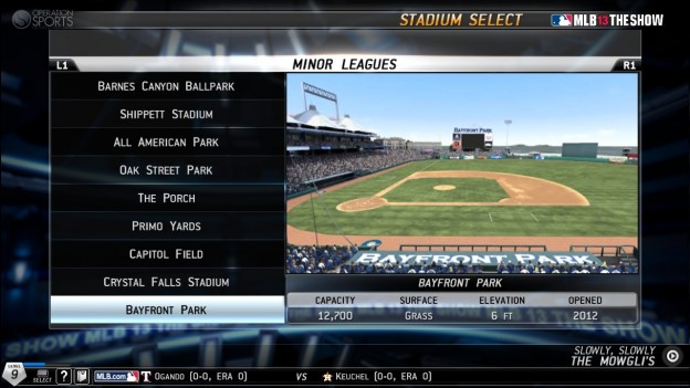 MLB 13 The Show Screenshot #347 for PS3